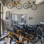 ポタリングおきなわサイクルベースショールーム